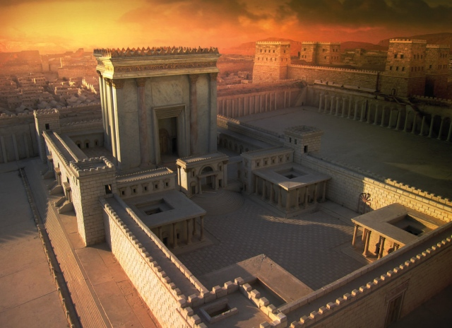 The Glory of the Latter Temple will be greater than the former – manifest on     24th ninth month – eve of Hanukkah